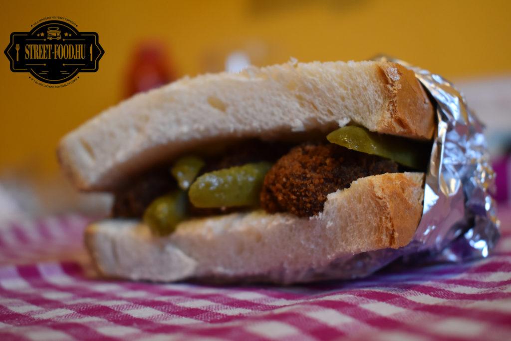 Fasírtos szendvics 2